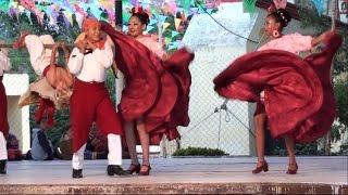 Ballet Folklórico Oxpanixtli - El Jabali