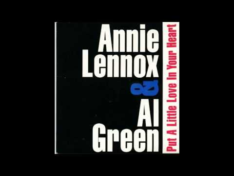 Al Green & Annie Lennox - Put A Little Love In Your Heart