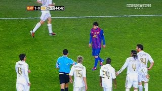 5 Times Messi Destroyed Whole Real Madrid Team Alone  ►Single Handedly◄  ||HD||