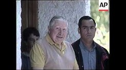 Chile: Pinochet: General Augusto Pinochet and supporters