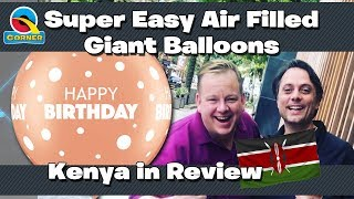 Download Mp3 Super Easy Air Filled Giant Balloons & Qualatex Event Kenya In Review - Q Co