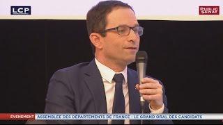 « C'est trop facile ! »  Hamon s'en prend à Macron sur la taxe d'habitation