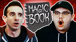 REAL MAGIC BOOK!