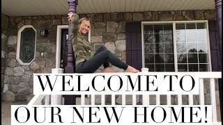 WELCOME TO OUR HOME!