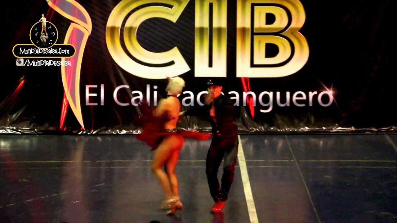 Cindy Benitez y Deivy Zuñiga