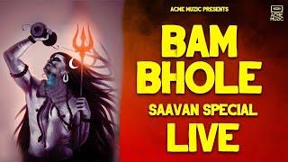 Live Bam Bhole Today - Viruss | Bam Bhole Songs Live 2021 | Acme muzic