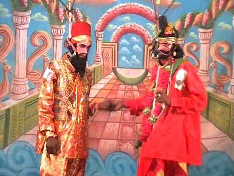 Bodanampadu Brahmamgari Natakam I Allikhan And Peer Saheb Scene