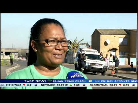 Police investigate gang-related shooting on the Cape Flats