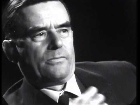 Günter Gaus im Gespräch mit Golo Mann / Interview with English subtitles (1965)