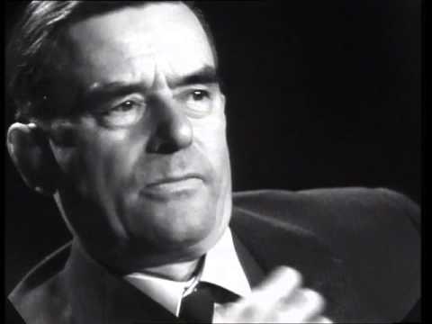 Günter Gaus im Gespräch mit Golo Mann (1965) [ENG SUB]
