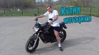 vLOG  купил мотоцикл Racer Nitro 250 / Артем Остов