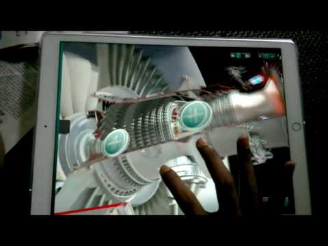 Rolls-Royce Trent-1000 App