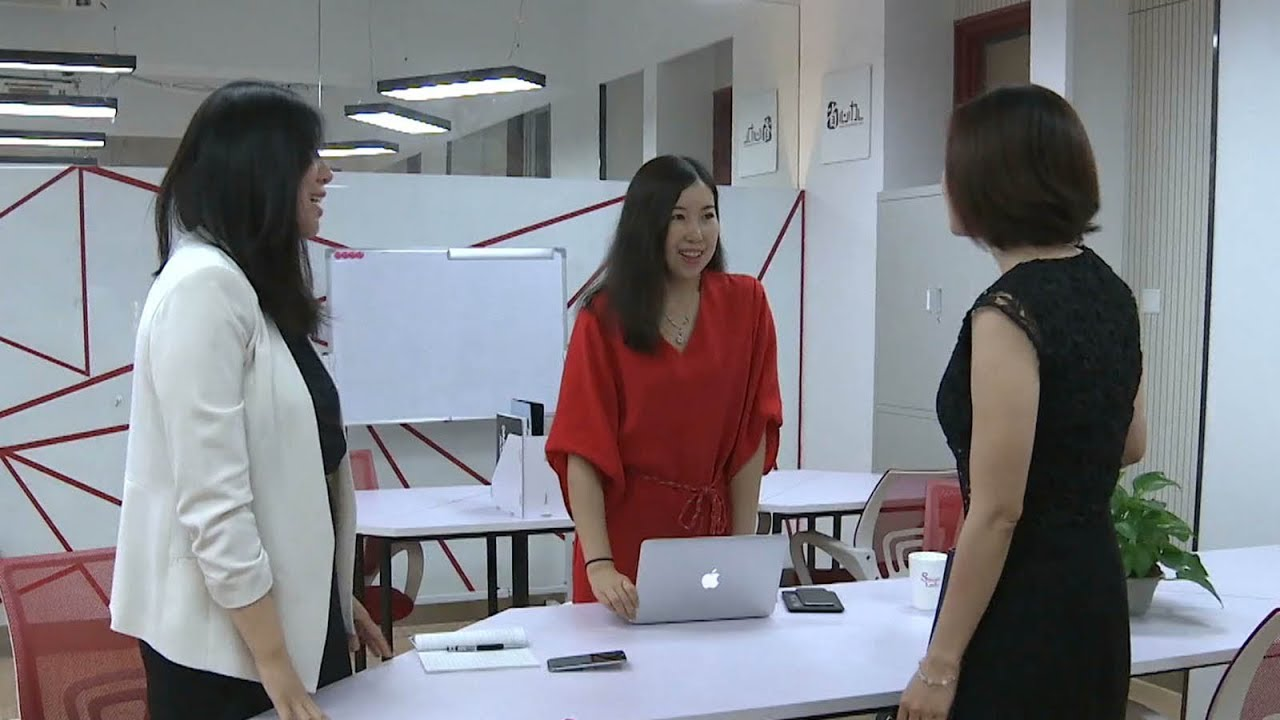 Women Entrepreneurs Take On E Commerce In China