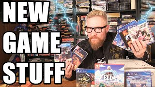 NEW GAME STUFF 47 - Happy Console Gamer