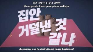 [Sub Esp/Han/Rom] BTS - NEVER MIND (comeback trailer) sub español