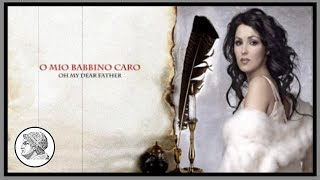 O Mio Babbino Caro - Lyrics (Anna Netrebko)