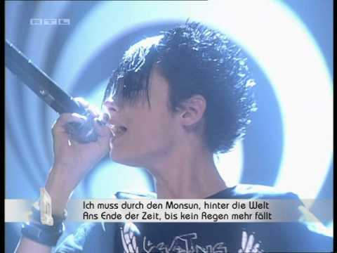Tokio Hotel - Top Of The Pops Karaoke - 03.09.2005 - Druch Den Monsun (Best Quality)