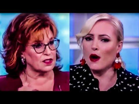 Joy Behar Nearly Annihilates Meghan McCain On The View