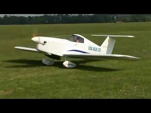 Легкий самолет своими руками