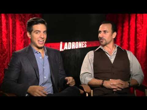 Exclusive Interview with Oscar Torre & Vadhir Derbez for LADRONES