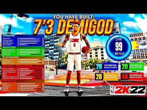 HOW 7'3 CENTERS WILL CHANGE NBA 2K22 FOREVER...