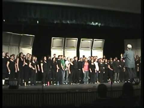 2009 Spring High School Choir ~ Pop Show