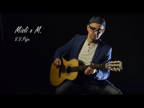 Vladan Vuckovic Paja - Misli o M. - (Official Video 2017) HD