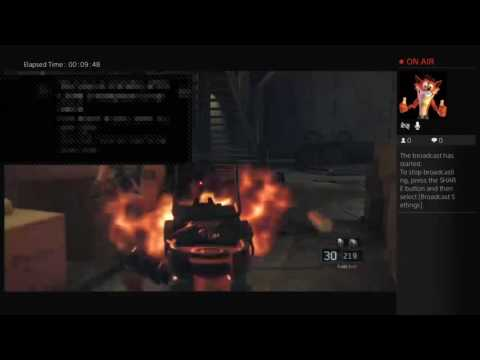 COD BO3 campaign live stream |Brian M55
