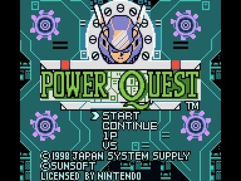 Power Quest (OST  Military Arts)