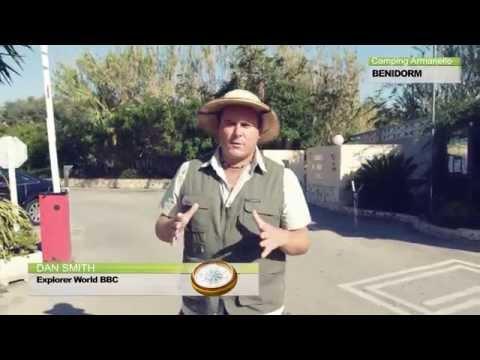 Video de Camping Armanello en Benidorm (Alicante)