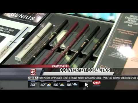 Family 411 CONSUMER ALERT  Dangerous Cosmetics