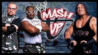 WWE Mashup: Rhyno & The Dudley Boyz (RavenCyarm)