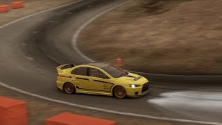Project Cars 2 - Mitsubishi Lancer Evo X - Willow Springs Horse Thief Mile