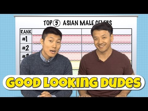 The 10 Best Looking Asian Male Celebrities