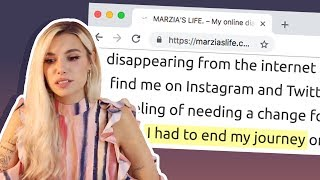 "Marzia Felt Like A Fraud, Doesn't Want To Be Only ""PewDiePie's Girlfriend"""