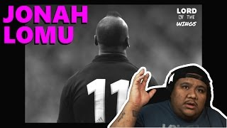 Jonah Lomu - Lord of the Wings [REACTION]