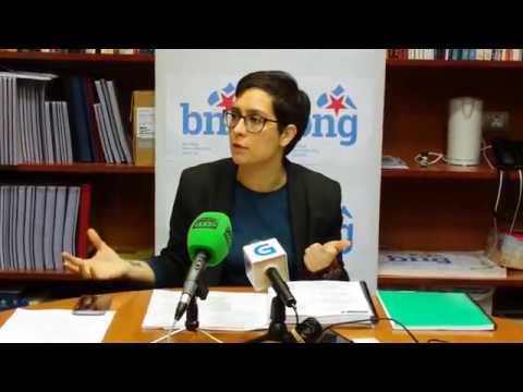 Vídeo da rolda de prensa de valoración da proposta dos orzamentos municipais para 2018