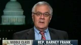 Rep. Barney Frank On Prospects For DADT In Lame Duck Session