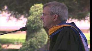 Michael Starbird - Pomona College Commencement - May 18, 2014