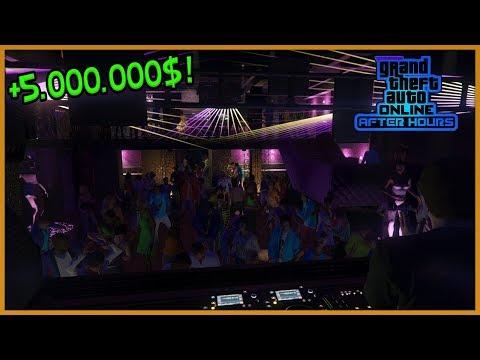 COME COMPRARE UN NIGHTCLUB & COSA POSSIAMO FARCI AL SUO INTERNO - GTA 5 Online ITA DLC AFTER HOURS
