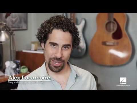 Alex Lacamoire Interview for Music Express Magazine