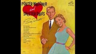 Porter Wagoner & Skeeter Davis -  A Little Bitty Tear