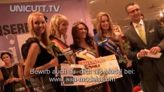 UNICUTT.TV: Miss Herbst Wahl 2010 Hannover, Galeria Kaufhof