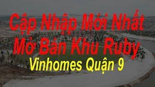 Vinhomes Ruby Quận 9 - Cập Nhập Mở Bán Mới Nhất, Khu Đẳng Cấp Thượng Lưu