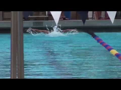 BROOKE MING - 5-17-2014 - Kamehameha Swim Club - 50 Butterfly