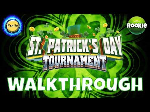 Golf Clash: Rookie Walkthrough! St. Patrick's Day Tournament!