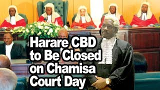 Harare CBD to Be Closed on Chamisa Court Day