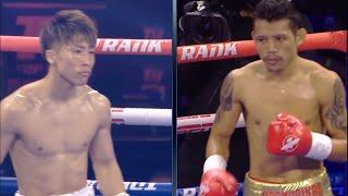 井上尚弥 vs マイケル・ダスマリナス ||  プロボクシング IBF世界バンタム級タイトルマッチ 6月19日