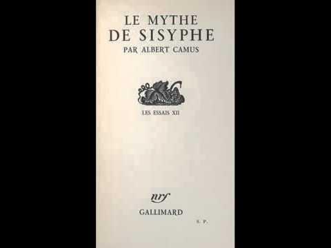 Le Mythe de Sisyphe en français