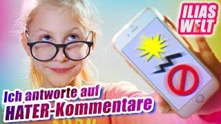 ILIAS WELT - Ich antworte auf Hater-Kommentare...